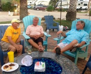 Pergo-Lapa-Walka - Gulf Waters RV Patio Crawl